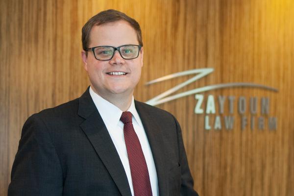 Raleigh personal injury attorney Matthew Ballew