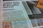 Zaytoun Law Firm Featured on Front Page of NC Lawyers Weekly