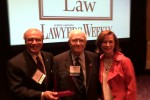 "Robert Zaytoun Honored with ""Leaders in the Law"" Award from NC Lawyers Weekly"